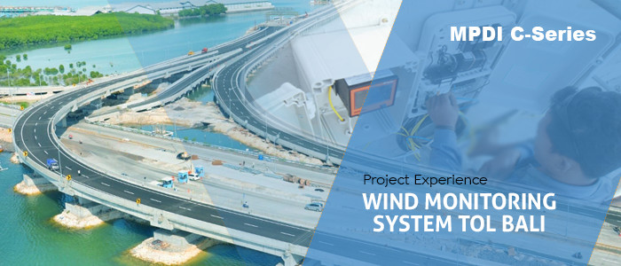 Wind Monitoring System Tol Bali