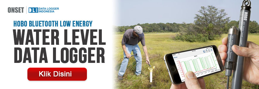 Water Level Data Logger Bluetooth