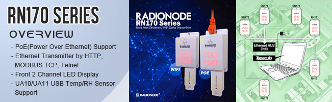 RN170Series Data Logger