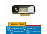 Thermocouple Data Logger with 4 External Inputs and Display