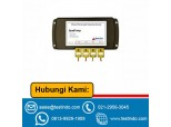 Thermocouple Data Logger with 4 External Inputs