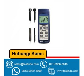 Indoor Air Quality Meter w/ SD Card Slot for Data Logging